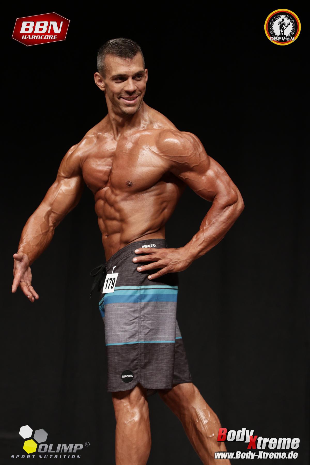 Thomas Kaufmann trainiert im Fitness On Top in Bamberg